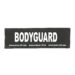 Julius-K9 Harness Patches - BODYGUARD, Small