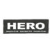 Julius-K9 Harness Patches - HERO, Small