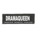 Julius-K9 Harness Patches - DRAMAQUEEN, Large