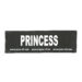 Julius-K9 Harness Patches - PRINCESS, Small