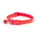 Ancol Gloss Reflective Safety Cat Collar - Red