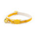 Ancol Safety Buckle Reflective Cat Collar - Yellow