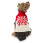 Ancol Red Dog Christmas Jumper - XS