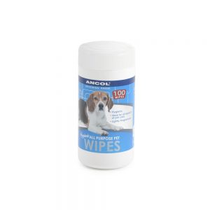 Fragranced Hygienic Pet Care Wipes