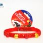 Ancol Christmas Party Dog Collar - 39-53 cm/15.3-20.8 in