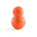 Planet Dog Orbee Tuff Diamond Plate - Orange, Medium