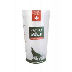 dog food cup