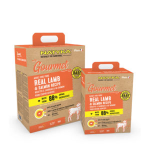 Lamb & Salmon Dog Food
