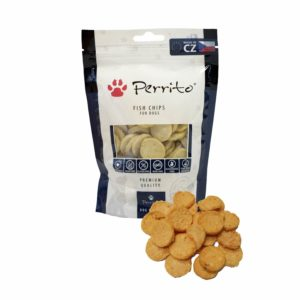 dried fish dog treats