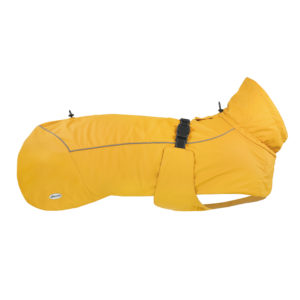 windproof dog coat