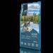 Wolf's Mountain Alaska River: Salmon & Chicken Premium, Grain-Free Dry Dog Food - 12.5 Kg