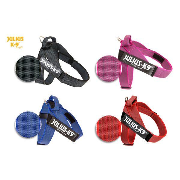 Julius-K9 IDC® Color & Gray Belt Harness
